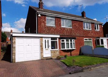 Thumbnail 3 bed semi-detached house for sale in Newton Gardens, Great Barr, Birmingham