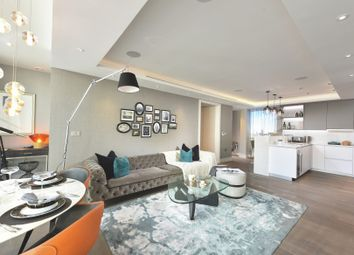 Thumbnail 3 bed flat for sale in 5.01, Aurora, 250 City Road, London
