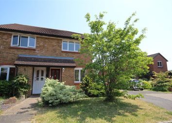 Thumbnail 2 bed end terrace house to rent in Gooch Close, Twyford, Reading