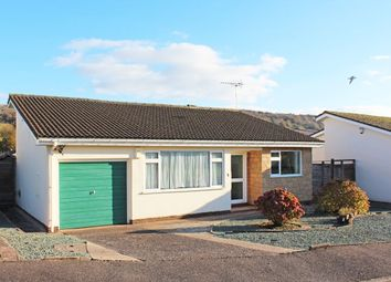 Thumbnail 2 bed bungalow for sale in Byeside Road, Sidmouth