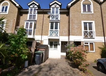 Thumbnail 2 bed terraced house for sale in Water Lane, London