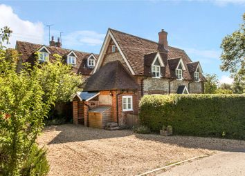 Thumbnail 3 bed semi-detached house for sale in Brown Candover, Alresford, Hampshire