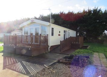 Thumbnail 2 bed mobile/park home for sale in Crow Lane, Little Billing, Northampton