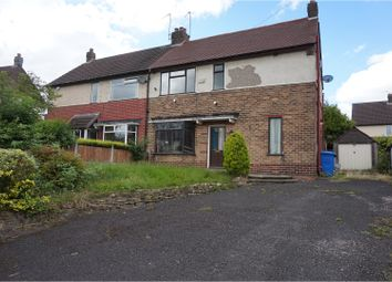 Thumbnail 3 bed semi-detached house for sale in Ashbrook Crescent, Rochdale