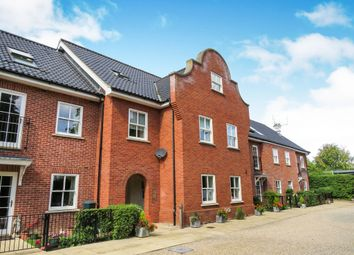 Thumbnail 2 bedroom flat for sale in Yarmouth Road, North Walsham