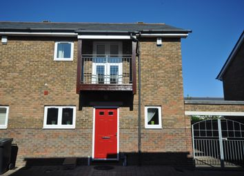 Thumbnail 2 bedroom end terrace house to rent in Hatton Mews, Greenhithe