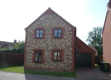 Thumbnail 3 bed detached house to rent in Back Lane, Wereham, King's Lynn