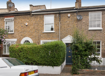Thumbnail 2 bed terraced house for sale in Walnut Tree Road, London