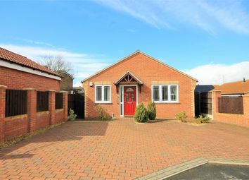 Thumbnail 2 bedroom detached bungalow for sale in Averham Close, Mansfield
