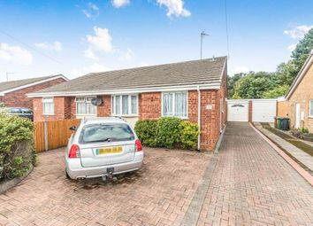Thumbnail 2 bed bungalow for sale in Lowlands Avenue, Streetly, Sutton Coldfield, West Midlands