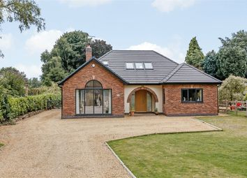 Thumbnail 4 bed detached house for sale in Chelford Road, Somerford, Congleton, Cheshire