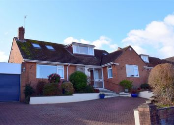 Thumbnail 3 bed detached bungalow for sale in Vision Hill Road, Budleigh Salterton