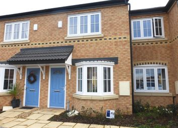 Thumbnail 2 bed terraced house to rent in Hesley Road, Harworth, Doncaster