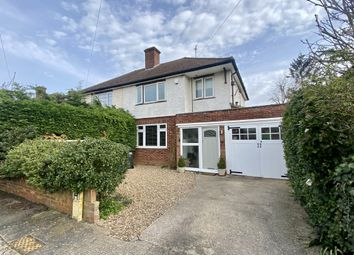 Thumbnail 3 bed semi-detached house for sale in Linden Grove, Godmanchester