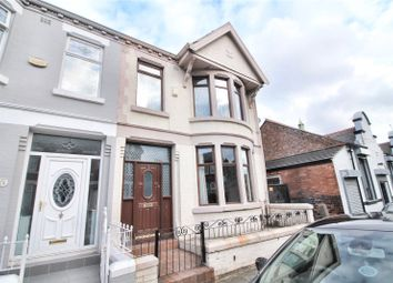 Thumbnail 3 bed end terrace house to rent in Cornett Road, Aintree
