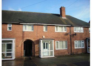 Thumbnail 3 bed terraced house for sale in Edenbridge Road, Birmingham