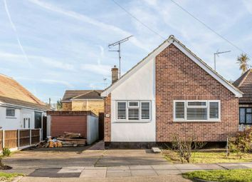 Thumbnail 3 bed semi-detached bungalow for sale in Belgrave Road, Eastwood, Leigh-On-Sea