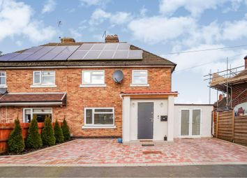 Thumbnail 3 bed semi-detached house for sale in Beechwood Road, Bedworth