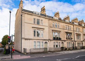 Thumbnail 1 bedroom flat to rent in Bathwick Street, Bath