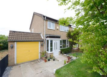 Thumbnail 3 bed semi-detached house for sale in Westcroft Gardens, Westfield, Sheffield