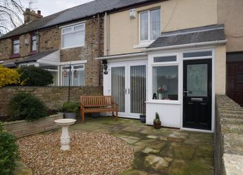 Thumbnail 2 bed terraced house for sale in Bowes Close, Ramshaw, Bishop Auckland