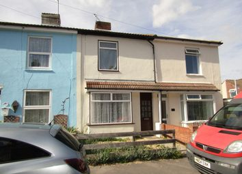 Thumbnail 3 bedroom terraced house to rent in Brougham Street, Gosport