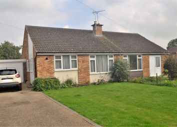 Thumbnail 2 bed semi-detached bungalow for sale in Longfields, Bicester