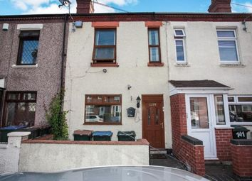 Thumbnail 2 bed terraced house for sale in Wyley Road, Radford, Coventry, West Midlands