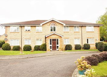 Thumbnail 2 bed flat for sale in Alnwick Close, Basildon