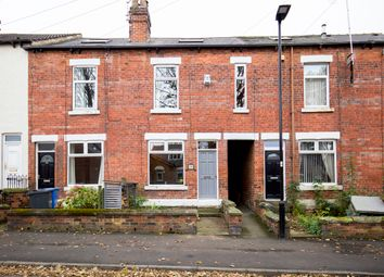 Thumbnail 4 bedroom terraced house for sale in Cliffefield Road, Sheffield