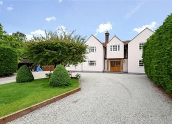 Thumbnail 4 bed detached house for sale in Thornwood Road, Epping, Essex