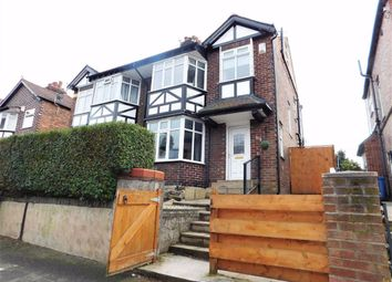 Thumbnail 5 bed semi-detached house for sale in Cheadle Old Road, Edgeley, Stockport