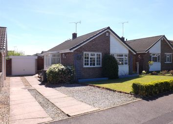 Thumbnail 2 bed bungalow for sale in St Johns Crescent, Clowne, Chesterfield