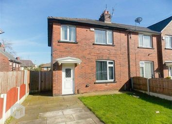 Thumbnail 3 bed end terrace house for sale in Pegamoid Street, Tonge Moor, Bolton, Lancashire