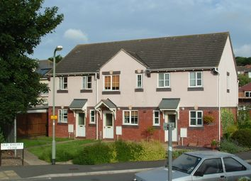 Thumbnail 2 bedroom terraced house to rent in Old Bakery Close, Exeter