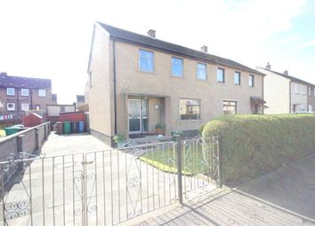 Thumbnail 3 bed semi-detached house for sale in Mossbank, Cowdenbeath, Fife