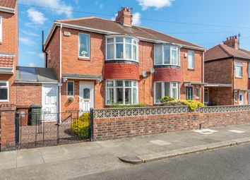 Thumbnail 2 bed semi-detached house for sale in Ennerdale Road, Walkerdene, Newcastle Upon Tyne