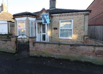 Thumbnail 3 bedroom bungalow for sale in Springfield Road, Gorleston, Great Yarmouth