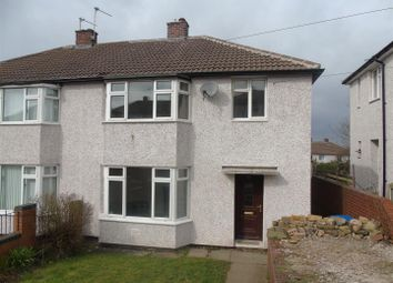 Thumbnail 3 bedroom property to rent in Edale Road, Mastin Moor, Chesterfield