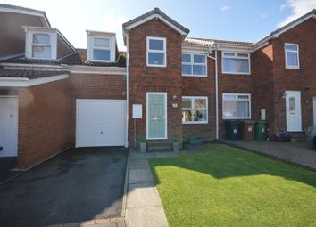 Thumbnail 4 bed semi-detached house for sale in East Pastures, Ashington