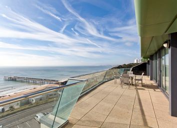 Thumbnail 4 bedroom flat for sale in The Point, Marina Close, Boscombe Spa, Dorset