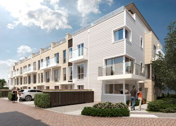 Thumbnail 3 bed town house for sale in Green Park Village Longwater Avenue, Reading