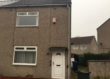 Thumbnail 2 bedroom end terrace house for sale in Portland Road, Throckley, Newcastle Upon Tyne, Tyne And Wear