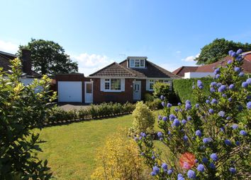 Thumbnail 2 bedroom detached bungalow for sale in Beverley Gardens, Bursledon, Southampton