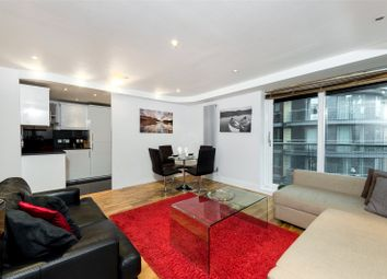 Thumbnail 2 bedroom flat for sale in Millharbour, South Quay, Isle Of Dogs, London