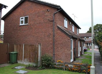 Thumbnail 2 bed end terrace house for sale in Sitch Close, Broughton Astley, Leicester