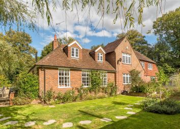 Thumbnail 5 bed detached house for sale in Lombard Street, Shackleford, Godalming, Surrey