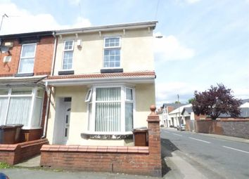 Thumbnail 3 bed end terrace house for sale in Wanderers Avenue, Wolverhampton