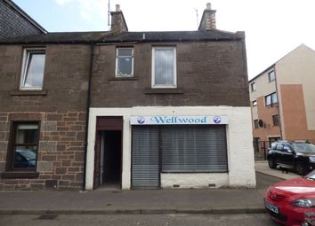 Thumbnail Commercial property for sale in Montrose Street, Brechin