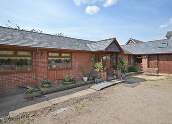 Thumbnail 3 bed detached bungalow for sale in Peel Street, Horbury, Wakefield